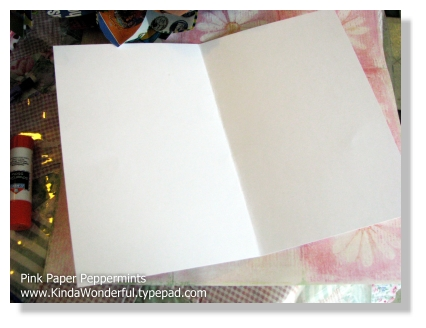 Step eight-fold cardstock2