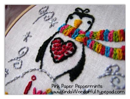 Penguin scarf2