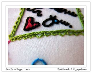 Free Embroidery Pattern Kite