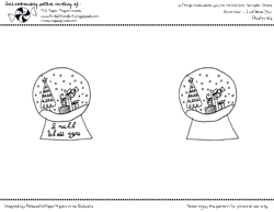 Dec embroidery pattern th