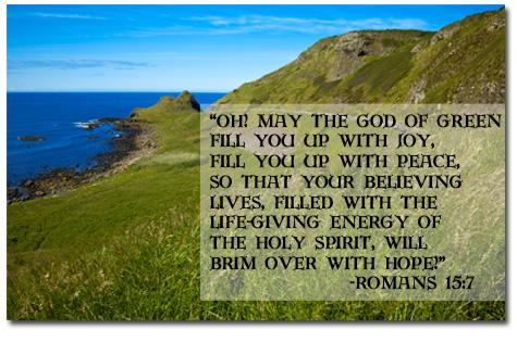 Irish blessing Romans 15 copy