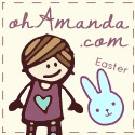 ohAmanda has an Easter newsletter!