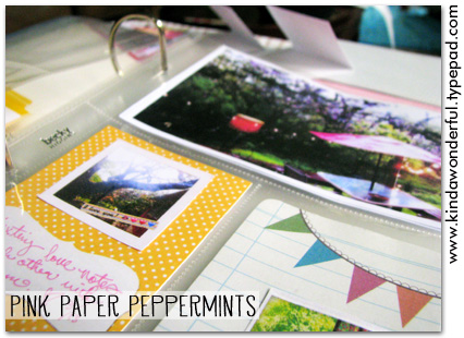 Free printable and Digital Summer Journalign Cards via Pink Paper Peppermints