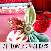 31 Crafty DIY Flower Tutorials and Patterns