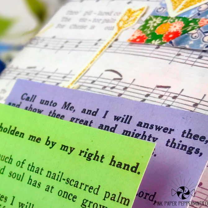 Printable bible verse promise cards for bible journaling!