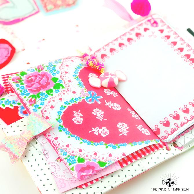 Vintage-valentine-traveler's-notebook-insert