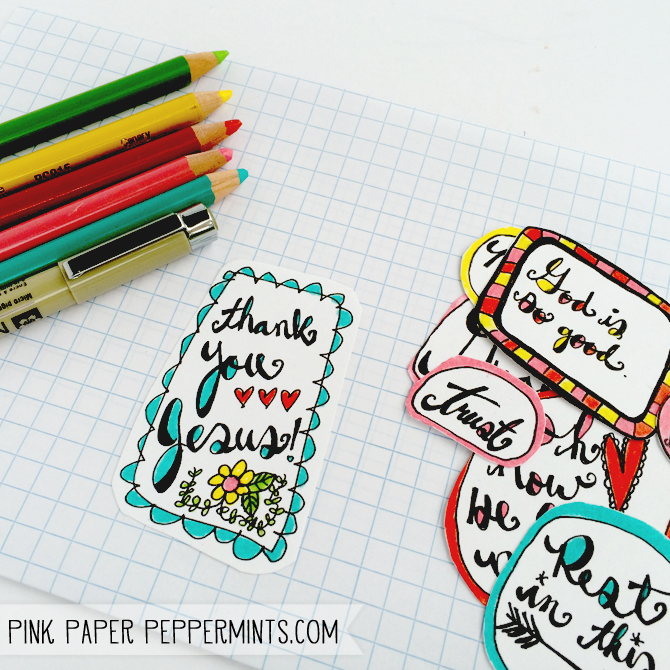 The Ultimate List Of Bible Journaling Printables And Tutorials Via Pink Paper Peppermints