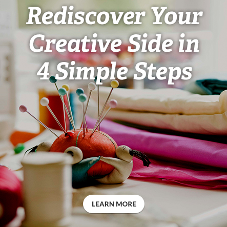 Rediscover Your Creative Side Free Mini Course