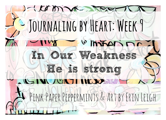 This is a Free Workshop Series on Art Journaling Your Faith.