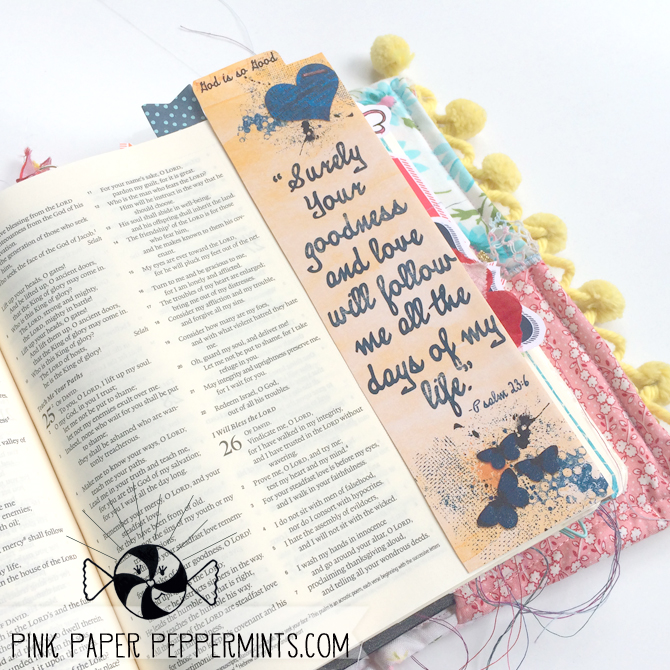 Free mini digital scrapbooking kit! Perfect for bible journaling and illustrated faith too!   I {heart} freebies!
