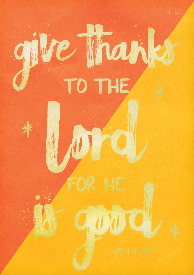 Happy Thanksgiving!  Journal card from the Giving Thanks mini kit by Pink Paper Peppermints