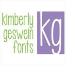 Kimberlygesweinfonts