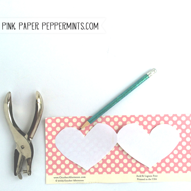 Free Printable Heart Tag via Melissa at PinkPaperPeppermints.com