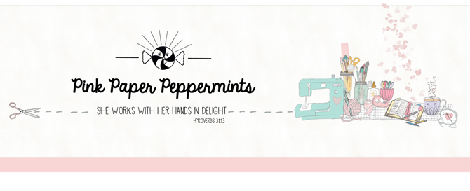 Pink Paper Peppermints blog.  Free Christian Craft tutorials and printables.