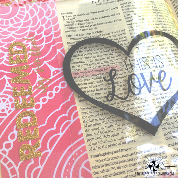Journaling by Heart-Lesson 4 Getting Personal and
