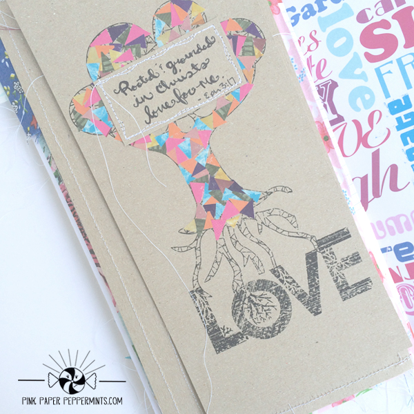 Free Summer Workshop Series on Art Journaling Your Faith.  This is lesson 6, Using magazine pages in your art journal and discovering the mysteries of Christ. Ephesians 3:16-19  There's also a free prinable perfect for   Bible Journaling and Illustrated Faith!