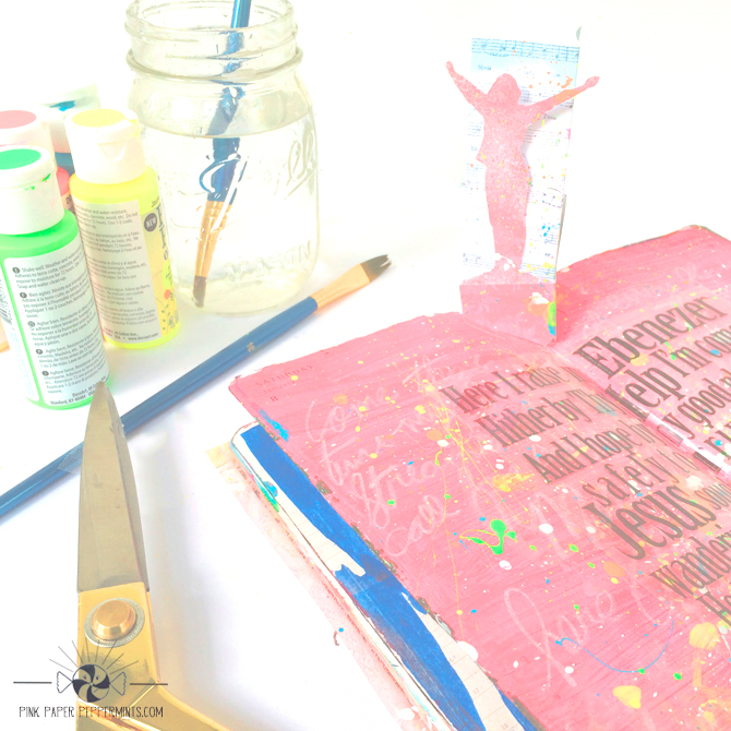 Come and join us for Faith Art Fridays!  Bible art journaling prompts, tips & ideas + free printables!  There will also be lots of fun and sharing in our private community!