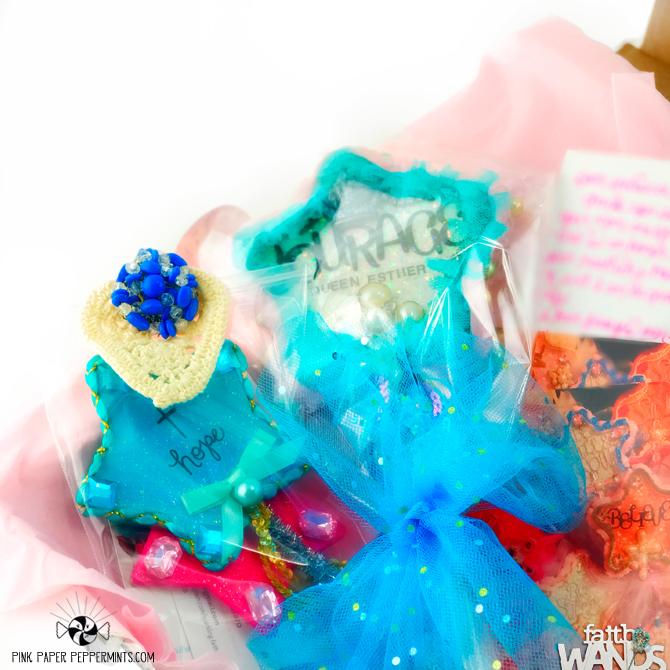 Beautiful Christian gift idea - Faith Wands!