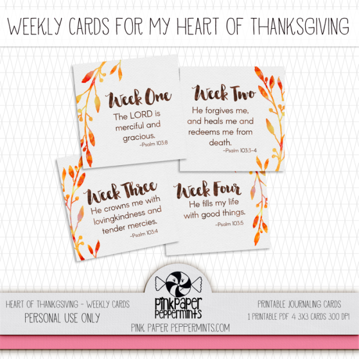 The Heart of Thanksgving celebration.  A journaling challenge for thanksgiving with prizes! From Goosekeeper Designs and Pink Paper Peppermints!