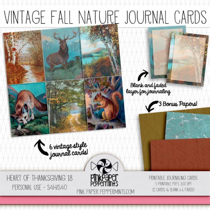 Printable Bible Journaling Traveler's Notebook and Junk Journal  kit!