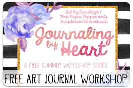 Free Art Journaling Your Faith Workshop