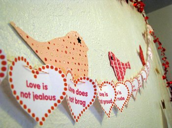 Valentineclothesline