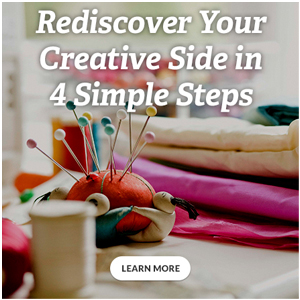 Rediscover Your Creativity Free Mini Course