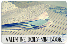 Valentines Day Mini Book
